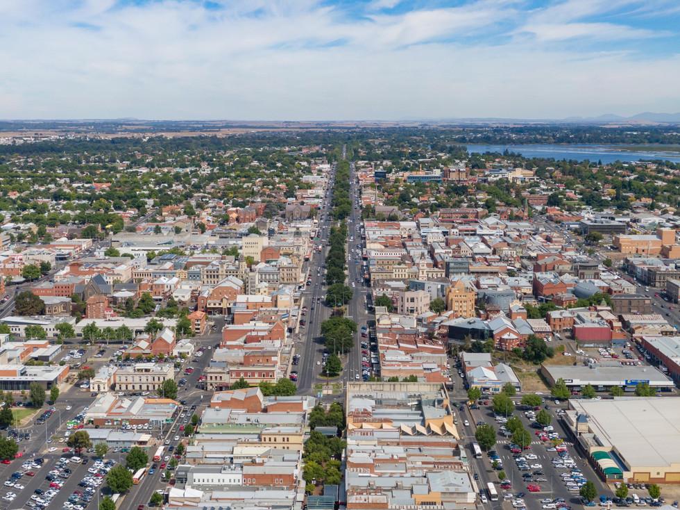 Ballarat - Sturt Street