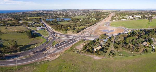 Drysdale Bypass Construction