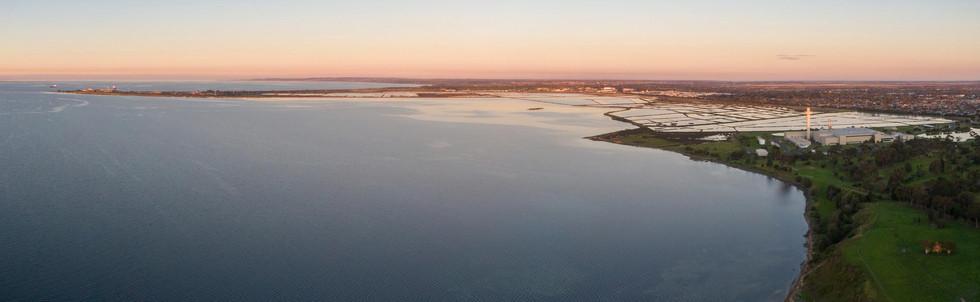 Stingray Bay - Salt Pans