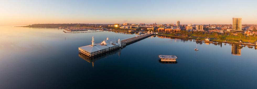 Cunningham Pier at Sunrise 5