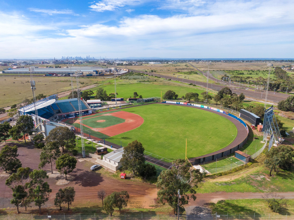 Laverton Baseball Stadium