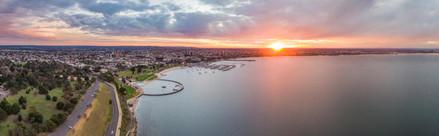 Geelong Waterfront Sunset 1