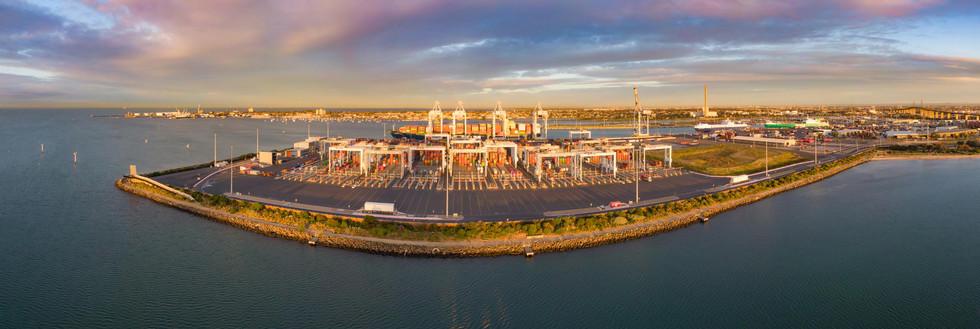 Melbourne Container Terminal 3