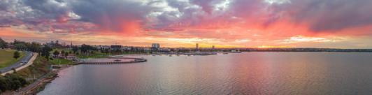Geelong Waterfront Sunset 2