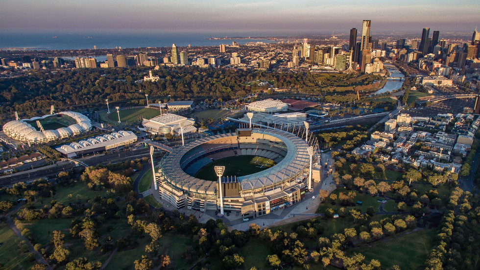 MCG Melbourne 4