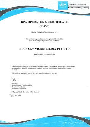 CASA operators certificate 2_kestrel med