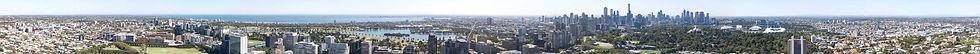 melbourne 360 panotours_aerial photograp