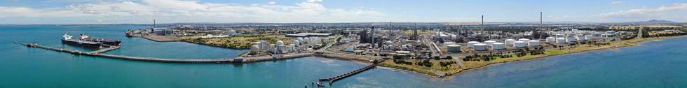 Geelong Refinery Pier 2