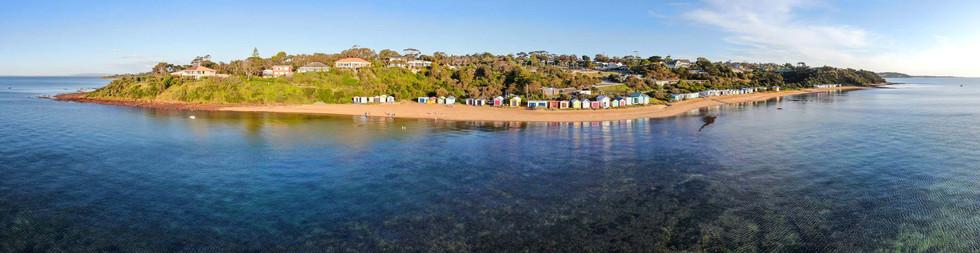 Mt Eliza Beach Boxes 3