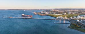 Geelong Refinery Pier 1
