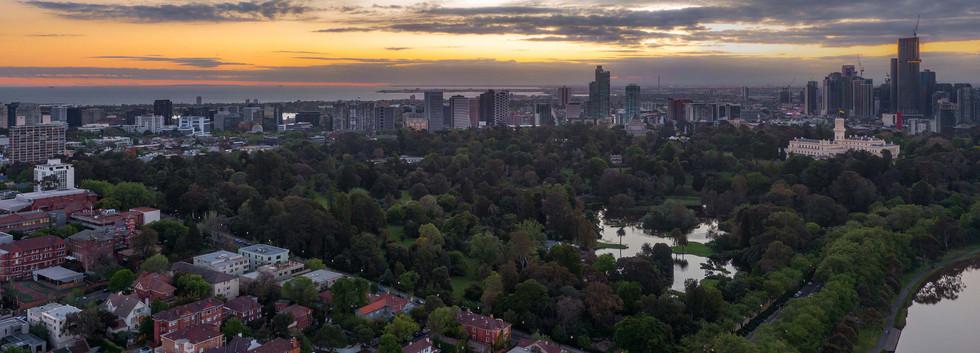 Melbourne Botanical Gardens