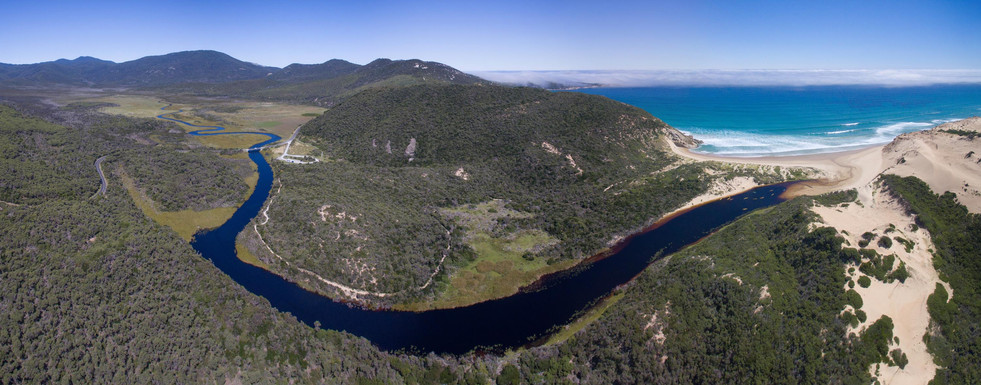 Derby River 2 - Wilsons Promontory