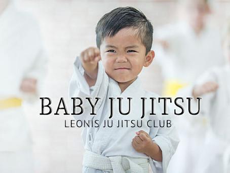 Baby Ju Jitsu