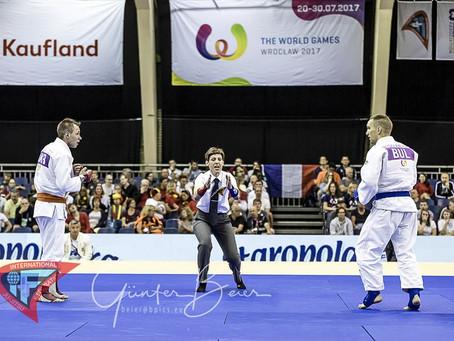 Order Given To Submit Jiu-Jitsu As An Olympic Sport