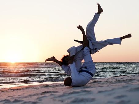 7 Signs You are Addicted to Ju Jitsu