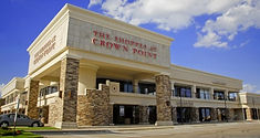 The Shoppes at Crown Point rendering