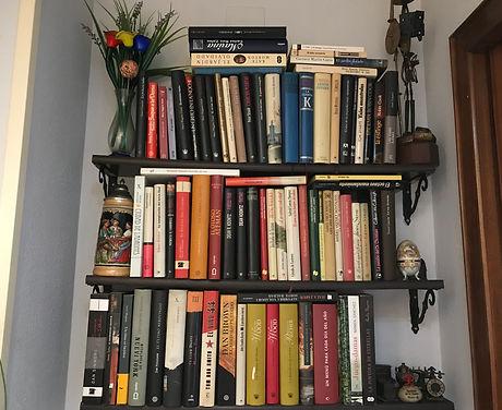 La biblioteca de Bambalíneas