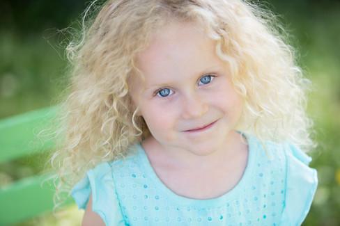 Preschool Portrait Tallahassee