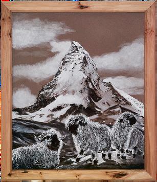 Bildnr. OR-008 Matterhorn