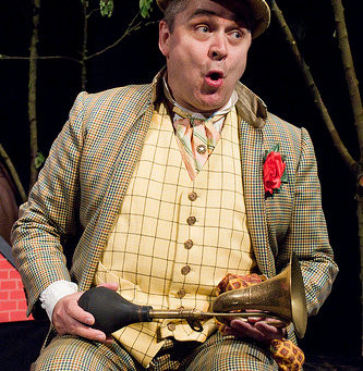 The Wind in the Willows UK Tour