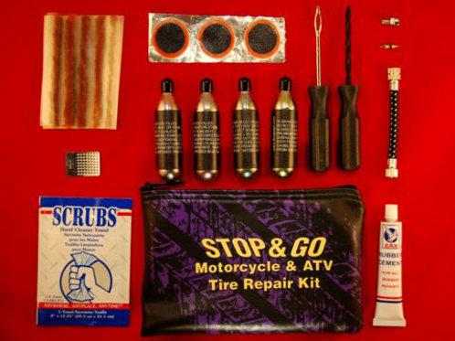 MOTORCYCLE/ATV Tire Repair Kit