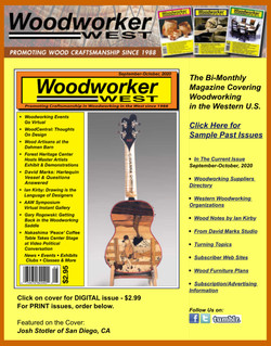 """OZ"" Woodworkers West"