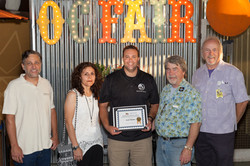Rockler Industry Award OC Fair