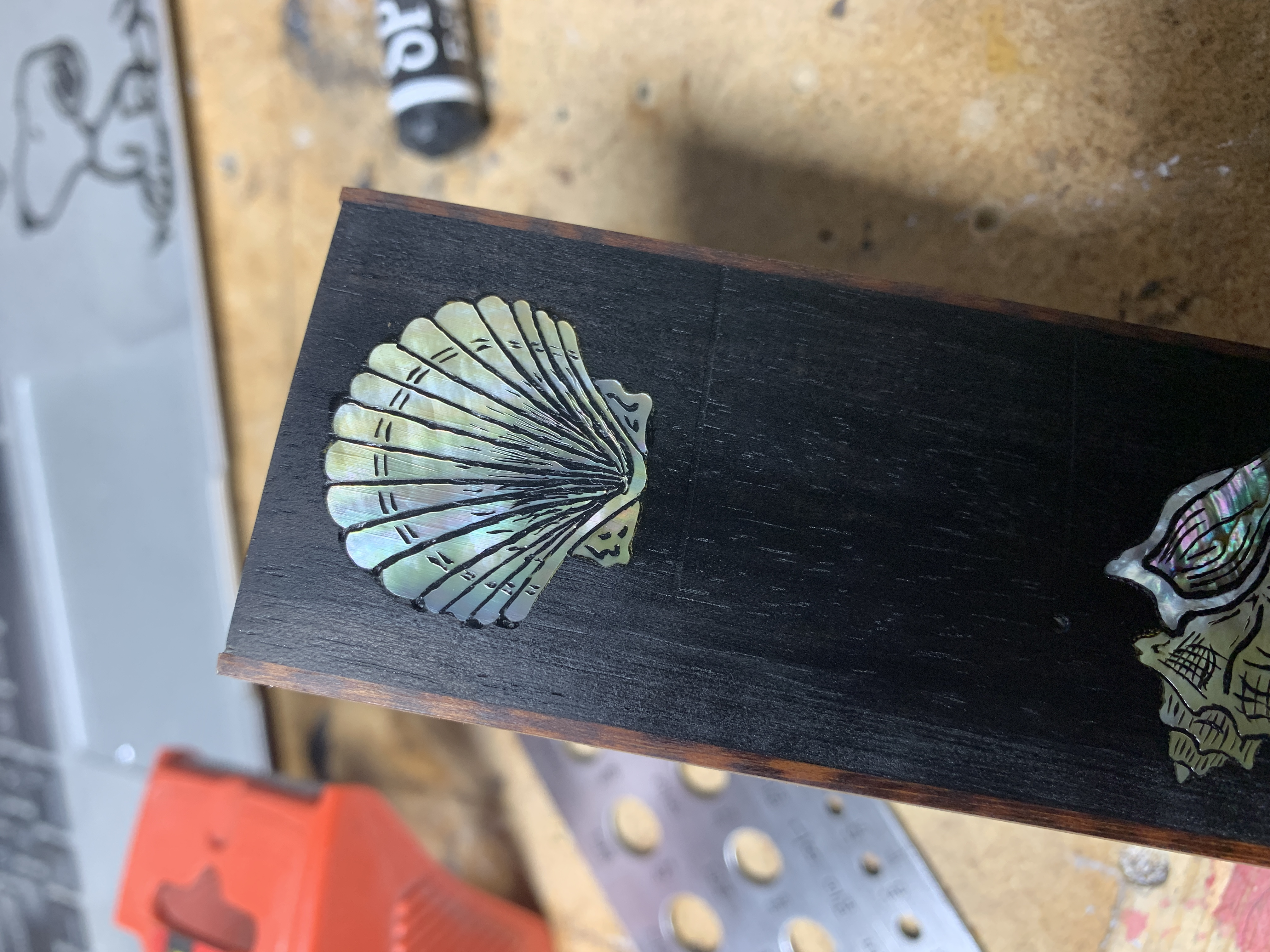 Shell Inlay