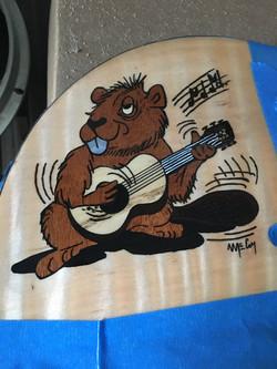 Beaver Body Piece