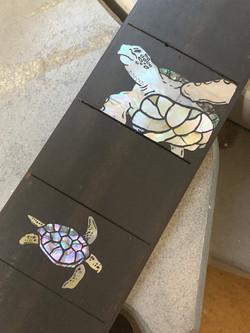 Turtle Fretboard Inlay