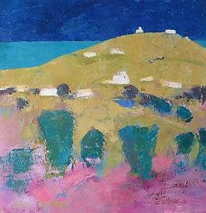 Greek Hillside