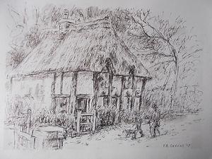 The Gatekeepers Cottage, Cockington, Devon