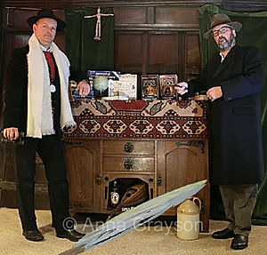 The Authors (after Holbein)