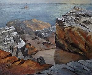 Cliff Rock Pool