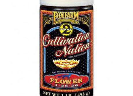 FoxFarm Cultivation Nation Flower