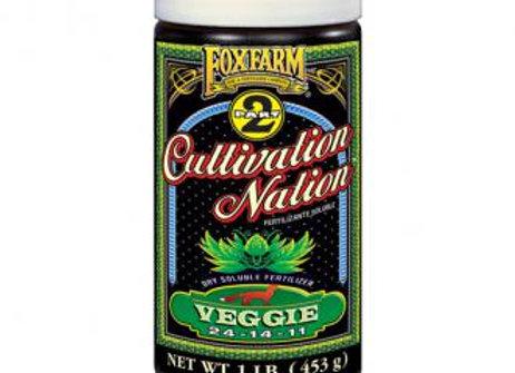 FoxFarm Cultivation Nation Veggie