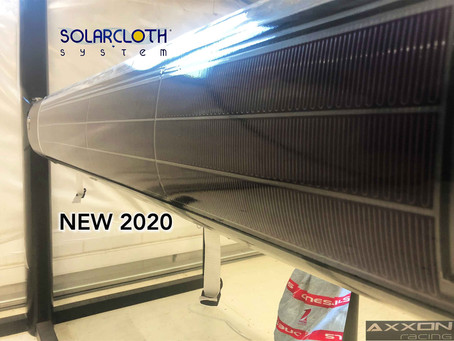 NEW 2020 - INNOVATION SOLAR CLOTH SYSTEM