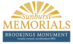 SunburstMemorials_BrookingsMonument_LOGO