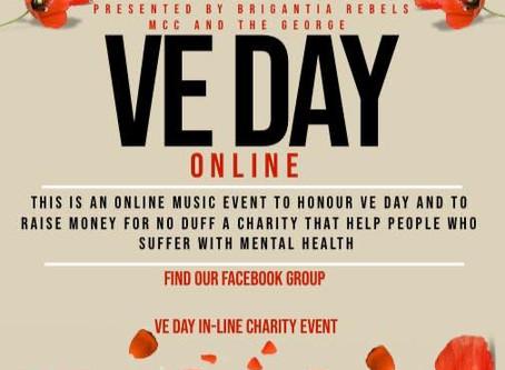 On Line VE Day.