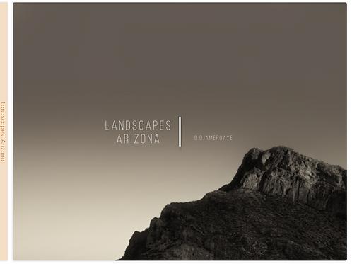 Landscapes: Arizona