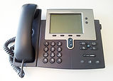 Business office telephone