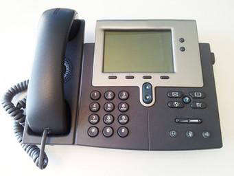 Nuevo cuadro telefónico en la oficina de la APPR