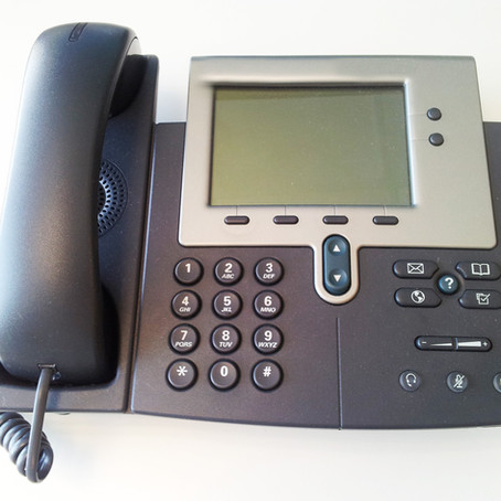 I Need A New Office Phone
