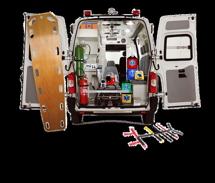 betelmed ambulância