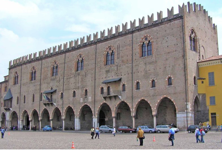 Ingresso Palazzo Ducale