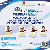Management of Multidrug-Resistant Patients in Critically Ill Patients