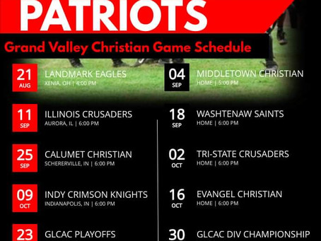 2021 Patriots Game Schedule Release.