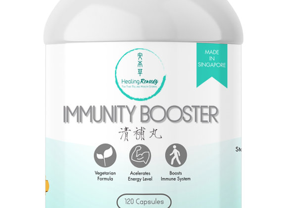 Immunity Booster Pills Detox & Nourish