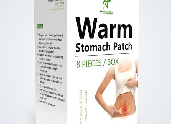 Healing Remedy Uterus Abdomen Warming Patch Self-Heating for Women (Box)