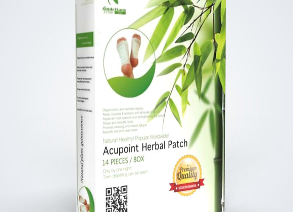 Healing Remedy Natural Foot Detox Patch Aid Pain & Aches